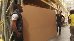 our friends at Builders Warehouse had everything we needed for the DIY construction of the #ManCaveSA