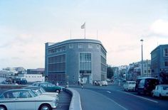 Chartered Bank, Crater City, Aden, Yemen, 60s Places - culture - Asia - history