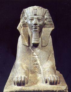 Tutmosis III Sphinx