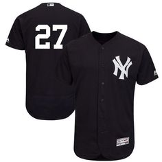 0c742f413 Yankees Giancarlo Stanton Flex Base Replica Jersey. Baseball JerseysNew York  ...