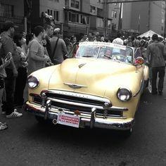 Medellín Clasic Cars Parade 39