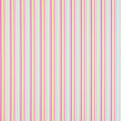 Sanderson Fabric- Candy Stripe 232307 'Candy Stripe' is a multi-coloured asymmetric stripe. It is woven in a satin quality to complement the Ranee, Asami, Carousel and Beautiful Balloons embroideries. Candy Stripe Wallpaper, Print Wallpaper, Fabric Wallpaper, Harlequin Fabrics, Sanderson Fabric, Kids Curtains, Made To Measure Curtains, Candy Stripes, Striped Fabrics