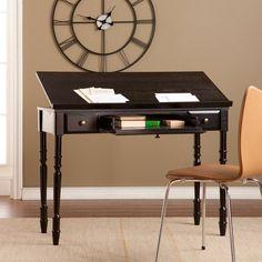 Southern Enterprises Rivendell Lift Top Desk - HN9675-6