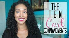 the ten curl commandments rocio 650wide