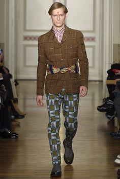 Stella Jean Fall Winter 2015 | Men's Milan Fashion Week
