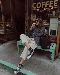 street_style_paris on Poshinsta Trendy Outfits, Fall Outfits, Fashion Outfits, Womens Fashion, Boot Outfits, Blazer Outfits, Casual Blazer, Blazer Fashion, Fashion Clothes