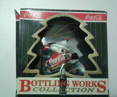 Coca Cola Polar Bear Ornament 1996 New in Box | eBay