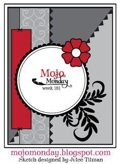 Mojo Monday - The Blog: Mojo Monday 181 - CONTEST