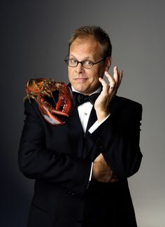 Alton Brown ~ Food Network Star Good Eats The Next Iron Chef Food Network Star, Food Network Recipes, Cutthroat Kitchen, Discounts For Teachers, Brown Recipe, Sustainable Seafood, Tv Chefs, Monterey Bay Aquarium, Iron Chef