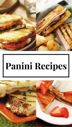 Panini Recipes from Taste of Home including: Cuban Panini, Southwestern Beef Panini, Monterey Artichoke Panini and more!