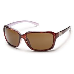 189bf90f92 SunCloud Blossom Tort Backpaint Brown Polarized Sunglasses Sports  Sunglasses