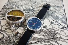 Direnzo Vintage DRZ_Type 250F Watches, Vintage, Type, Leather, Accessories, Model, Wristwatches, Clock, Vintage Comics