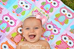 I was torn when deciding where to pin this. The site is for the blanket, but this child is so pretty i wanted to pin it in beauty.