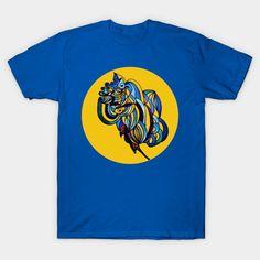 jungle - Jungel - T-Shirt Mens Tops, Shirts, Dress Shirts, Shirt