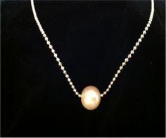 simple single pearl