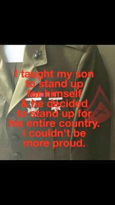 Proud Air Force mom Proud Of My Son, Proud Mom, Marine Mom Quotes, Army Mom Quotes, Usmc, Marines, My Marine, Marine Corps, Military Mom