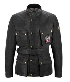 a91addbdd73 Belstaff Jubilee Trialmaster Wax Jacket - waterproof thanks to it s seam  sealed Miporex membrane the it s styled upon the old Trialmaster style.