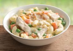 Meals in a bowl - Chicken & Pasta bake