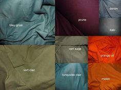 Tissu Jersey Interlock TOP Qualite Petit Bateau 11 Couleurs ET Tailles Diverses   eBay