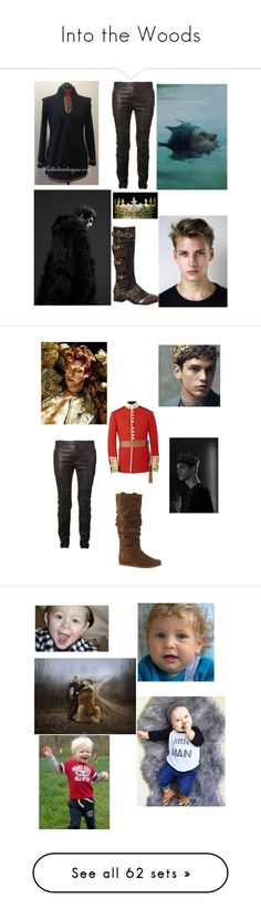 """""""Into the Woods"""" by naomi847 ❤ liked on Polyvore featuring Balmain, men's fashion, menswear, Gryphon, Funtasma, beauty, PAM, Sergio Rossi, Ballet Beautiful and GET LOST"""