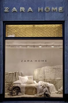 Zara Home Windows, Milan – Italy