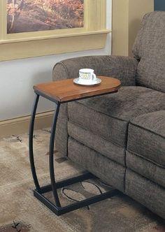 Coaster 900279 Sofa Table, Distressed Oak and Black Metal (bestseller)