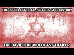 The Cruellest Hoax, Israel's Fake History - David Icke Videocast Published on Dec 2, 2016