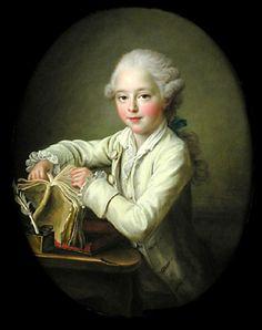 François Hubert Drouais (1727 – 1775, French)
