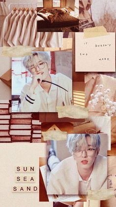 DAY6 JAE LOCKSCREEN WALLPAPER- Beige I was bored so yeahhhh