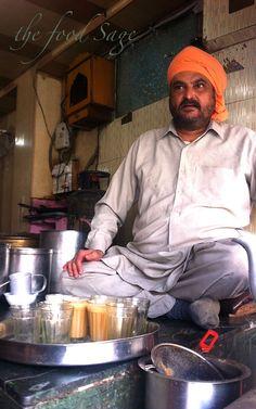 Chai walla