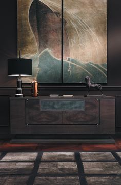 Sideboard Decorating Ideas | See more @ http://diningandlivingroom.com/elegant-dining-room-sideboard-decorating-ideas/