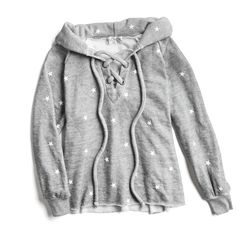 Stitch Fix Fall Stylist Picks: Star print hoodie