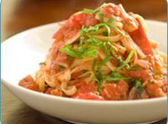 Gluten-Free Tomato Basil Pasta (Crohn's Safe)