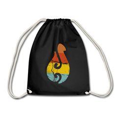 Geschenke Shop | Haken Maori Pazifik Ozean - Turnbeutel Hai, Drawstring Backpack, Backpacks, Fashion, Scubas, Sports Activities, Ocean, Gymnastics, Moda