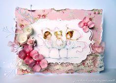 Magnolia-licious DT - Wednesday Post - Pretty Ballerinas