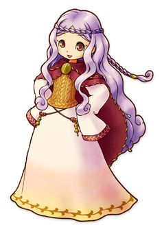 Oracle from Harvest Moon (Molly)