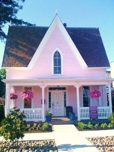 TINY PINK HOUSE - Yahoo Image Search Results