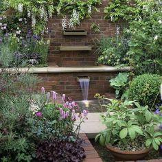 Um jardim para cuidar: Elementos de água..dê frescura ao seu jardim..Veja mais em http://umjardimparacuidar.blogspot.com.br/2012/06/elementos-de-aguade-frescura-ao-seu.html