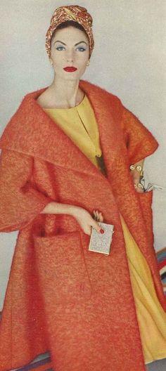 Vogue, 1958. @designerwallace