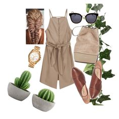 """""""🙆♀️🙆♀️"""" by lindacorp on Polyvore featuring Free People, rag & bone, Michael Kors and Jimmy Choo"""