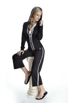 Christine Alexander Million Dollar Hooded Spa Jacket