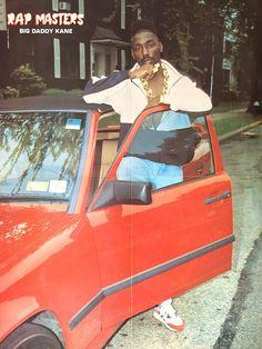 90s Hip Hop, Hip Hop Rap, History Of Hip Hop, Big Daddy Kane, Hip Hop Classics, Jackson Music, Motorcycle Style, Hip Hop Fashion, Vintage Magazines