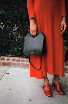 DELFINA BALDA | Nova Dress - Red