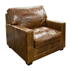 Lawson Leather Rockers and Recliners in Ranch Penny | Nebraska Furniture Mart