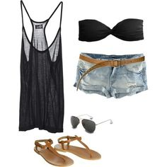 This outfit would be perfect with the Mellow Yellow board shorts!