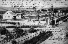 Passeio Público em 1887