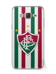 Capa Capinha Samsung J7 Time Fluminense Acessórios Para Celular c6e69276396b1
