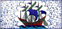 10x20 cm Panolar 013 Handmade Tiles, Mail Art, Objects, Pottery, Ceramics, Ottoman, Accessories, Kaftan, Art