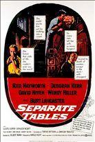 Separate Tables (1958). Starring: David Niven, Burt Lancaster, Deborah Kerr and Rita Hayworth