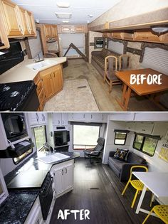 Beautiful Ideas To Turn Your Camper Just Like Your Own Home, Folding camping trailers are a few of the smallest towable RVs out there. The wheel trailers are extremely similar in many respects to the typical. Kombi Motorhome, Rv Campers, Happy Campers, Teardrop Campers, Camper Hacks, Rv Hacks, Camper Ideas, Diy Camper, Camper Van